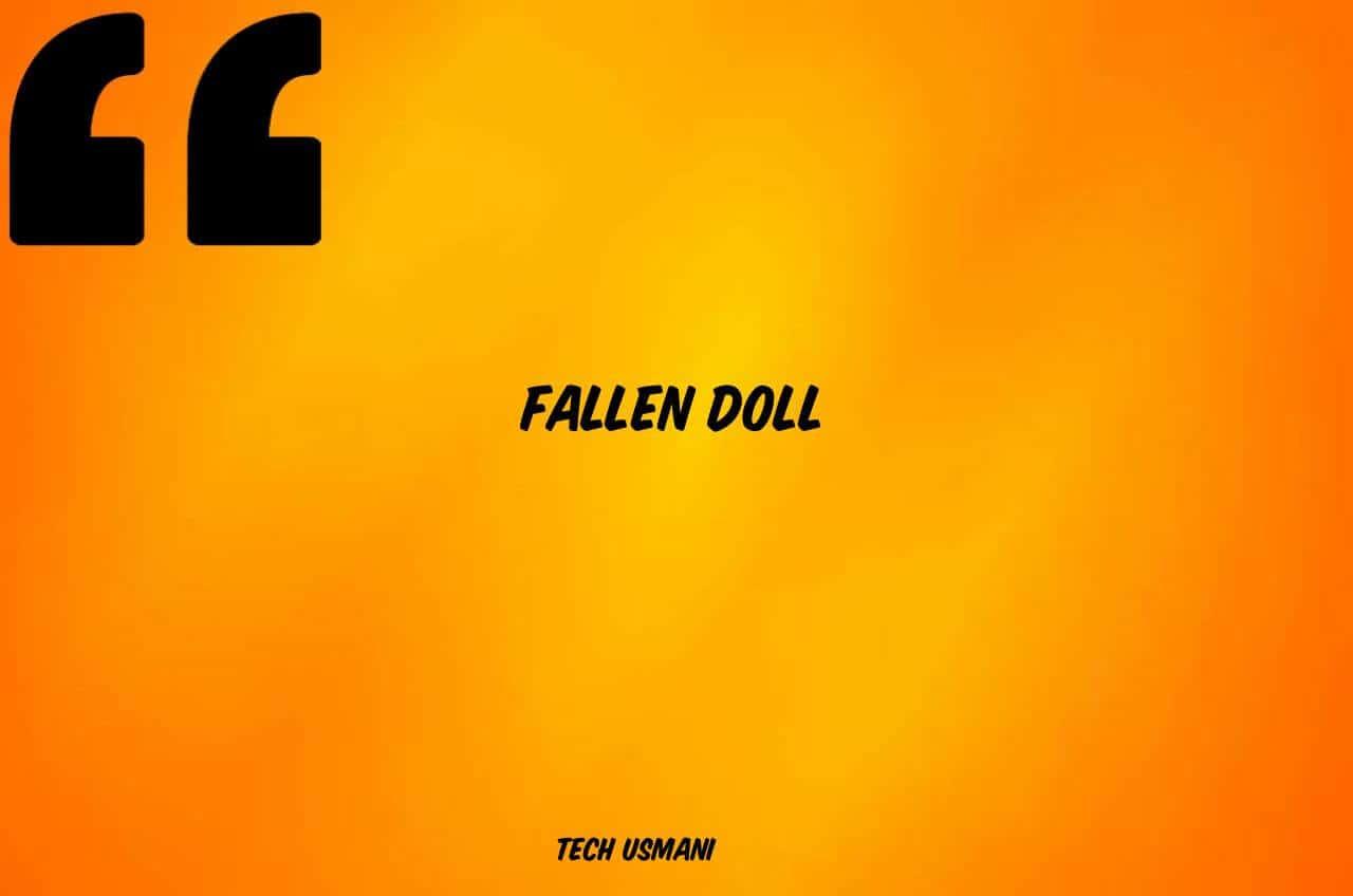 Fallen Doll Beta